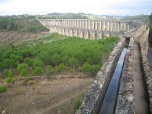 aqueduto Pegoes